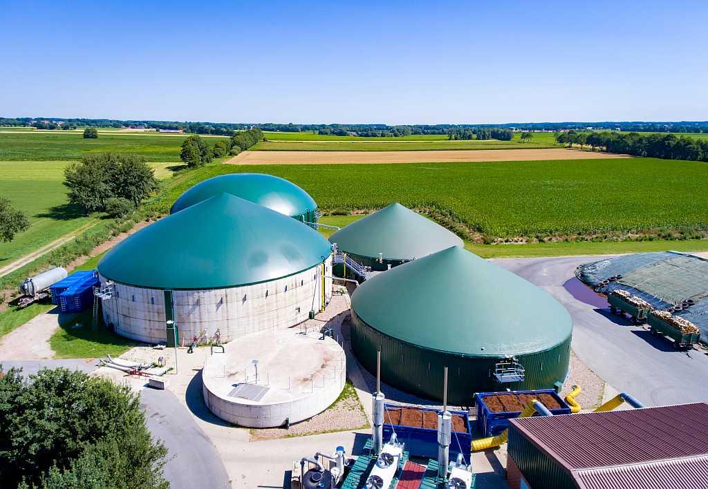 Biogasanlage UVP-Verfahren